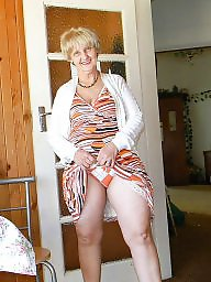 Matures, Blonde mature