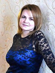 Russian, Busty russian, Russian boobs, Woman, Busty russian woman