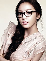 Glasses, Korean, Glass