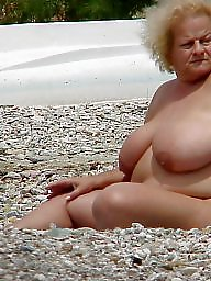 Mature beach, Beach, Boobs, Beach mature