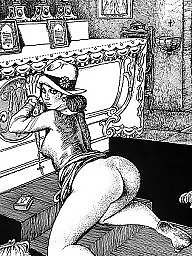 Mature porn, Vintage mature, Art, Mature asses