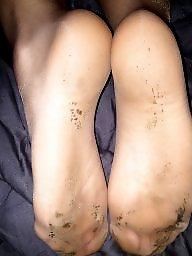 Pantyhose, Feet, Extreme