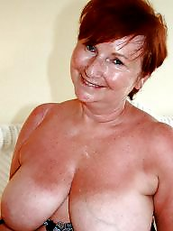 Mature bbw, Old bbw, Big mature, Boob