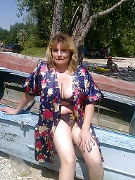 Russian milf, Russian boobs, Russian amateur
