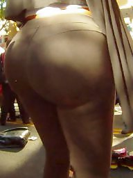 Spandex, Huge, Latina ass, Huge ass, Candid ass, Huge asses