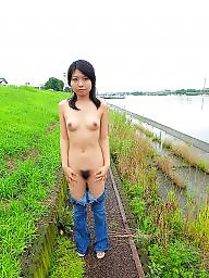 Japanese amateur, Public, Outdoors, Asian outdoors, Amateur japanese