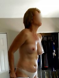Wifes tits, Amateur wife