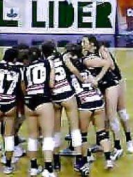 Girl, Volleyball, Girls