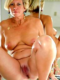 Milf stockings, Voyeur mature, Stockings