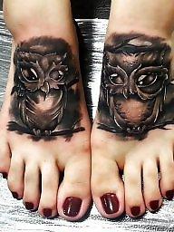 Tattoo, Sexy, Tattooed