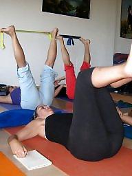 Yoga, Sexy ass