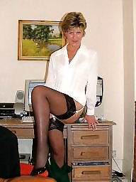 Uk mature, Mature stocking, Mature stockings, Mature uk