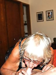 Milf, Old, Sucking, Old mature, Suck, Woman