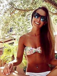 Bikini, Bikinis, Bikini amateur, Babe