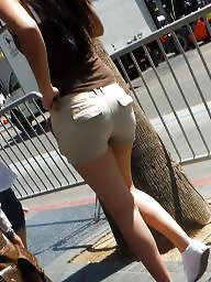 Big butt, Nice, Shorts, Tights, Short, Big butts
