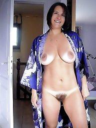 Clothed, Clothes, Mature tits