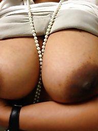 Black tits, Ebony tits, Black amateur tits