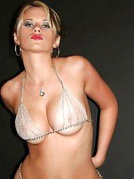 Lesbian, Bikini beach, Amateur bikini