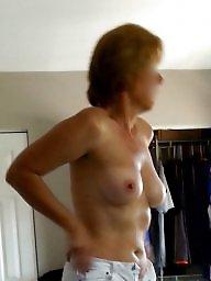 Wife tits, Amateur milf