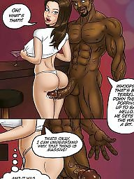 Interracial cartoon, Cuckold, Cartoons, Interracial cartoons, Cartoon interracial, Cuckold cartoon