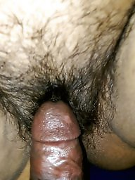 Hairy pussy, Nipples, Sucking
