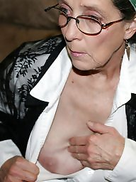 Granny, Granny tits, Grannies, Granny stockings, Granny stocking, Mature tits