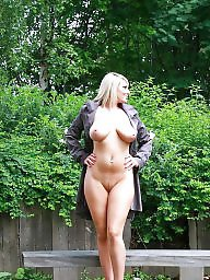 Outdoors, Saggy, Outdoor, Saggy tits, Flashing tits, Saggy tit