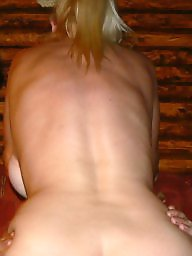 Cock, Wife ass, Wifes ass, Blonde wife