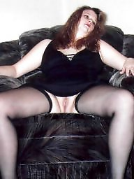 Spreading, Nylons, Bbw spreading, Bbw spread, Bbw nylon
