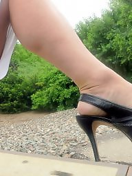 Milf legs, Leggings
