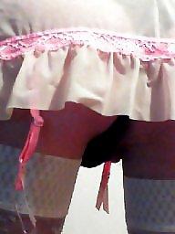 Lingerie, Sissy, Amateur lingerie