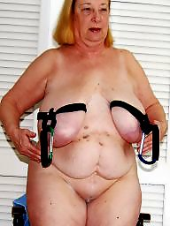 Grandma, Mature bbw, Home, Grandmas, Big boobs mature
