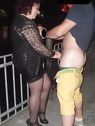 Fuck, Public nudity
