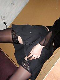 Lingerie, Amateur lingerie, Blacked