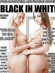 Caption, Captions, Group, Interracial captions, Interracial anal