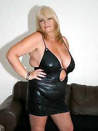 Pvc, Leather, Bbw mature, Mature leather, Prostitute, Escort