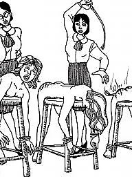 Bdsm, Teacher, Bdsm cartoon, Bdsm art, Cartoon bdsm, Art