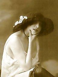 Ladies, Lady, Vintage, Vintage amateur