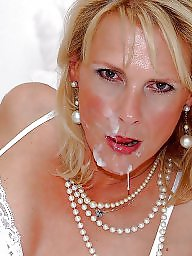 Face, Licking, Milf faces, Lick, Milf facial, Licked