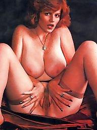 Spreading, Spread, Big boobs, Big