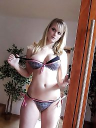 Blonde big tits, Big