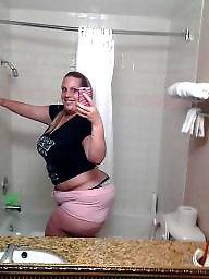 Big ass, Ssbbws, White