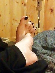 Toes, Black, Work