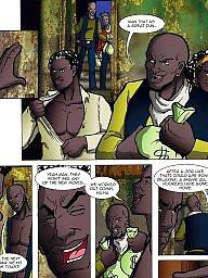 Cartoon, Cartoons, Interracial, Interracial cartoon, Interracial cartoons, Hardcore