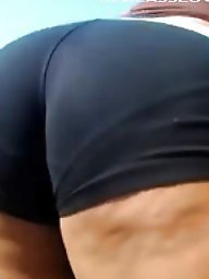 Black, Candid, Booty, Black booty, Bbw booty, Ebony booty