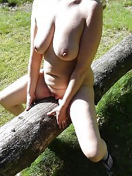 Outside, Mature wife
