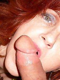 Wife, Slut wife, Exposed, Redheads, Redhead milf, Boob
