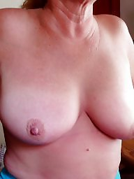 My wife, Mature big tits, Mature flashing, Mature flash, Mature wife, Mature big boobs