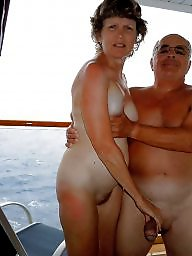 Mature, Unaware, Amateur wife, Wife mature