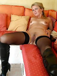 Stocking, Milf stockings, Stocking mature, Stocking milf